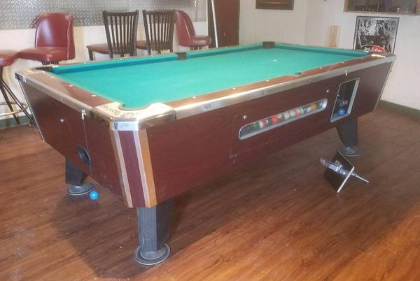 Pool Tables For Sale Sell A Pool Table In Fort WayneSOLO Fort - Valley pool table coin mechanism