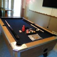 Valley Pool Table Completely Refelted
