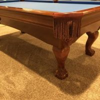 Brunswick Slate Pool Billard Table