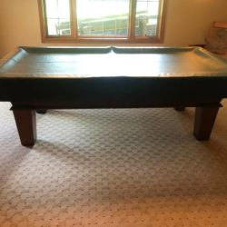 Olhausen Pool Table Virginian