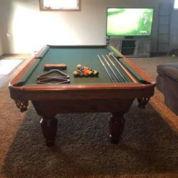 Pool Table Refelting Fort Wayne Solo Pool Table Recovering