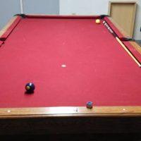 Pool Table Mfg. Olhausen
