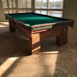 Brunswick Balke Collinder Pool Table