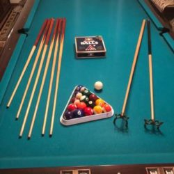 Brunswick Medalist Pool Table