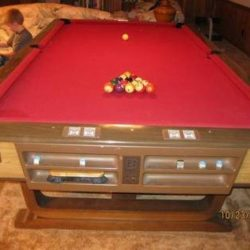 9ft Brunswick Pool Table