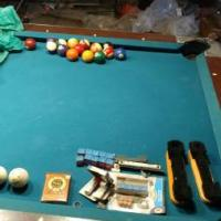 Valley Pool Table (SOLD)