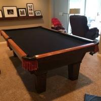 Olhausen 8 ft Pool Table