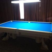 4x8 Dolphin Pool Table Slate
